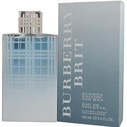Burberry Brit Summer Eau De Toilette For Men 34 Ounce from BURBERRY