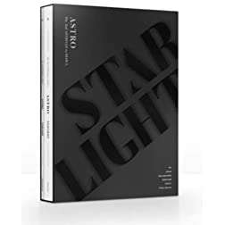 Astro the 2nd Astro to Seoul Star Light 36pg Photobook, Postcard, Lenticular Card [Blu-ray]