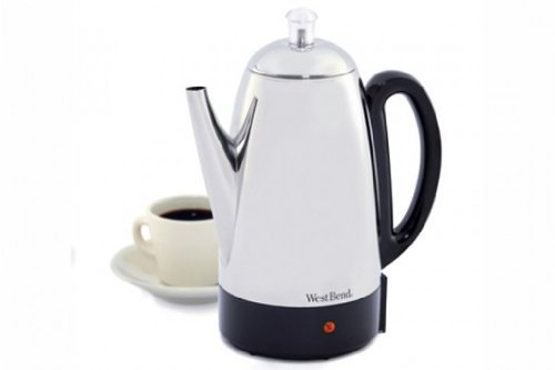 west bend coffee percolators