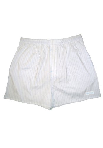 Hustler 2pk Boxer Short (light Blue)