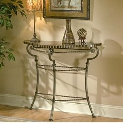 Image of Butler Specialties Metalworks Console Table - 1513025 (B002TNSF08)