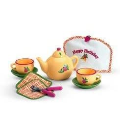 American Girl Bitty Baby Birthday Tea Set