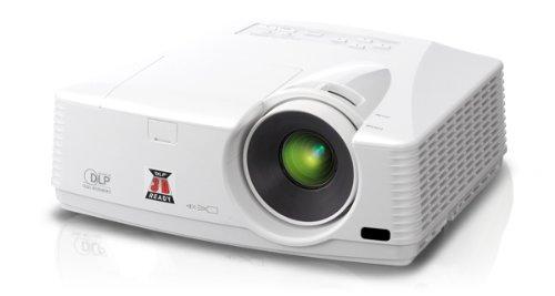 Mitsubishi XD550U XGA 3000 Ansi Lumens DLP Projector
