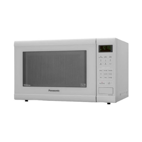 NNST452WBPQ 32L Capacity Solo 900W Microwave Oven in White Black Friday & Cyber Monday 2014