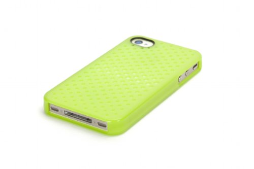 griffin-iclear-air-per-iphone-4s-colore-verde-acido