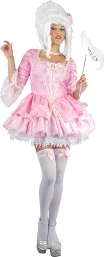 Pink Sexy Marie Antoinette Costume (Small 5-7)