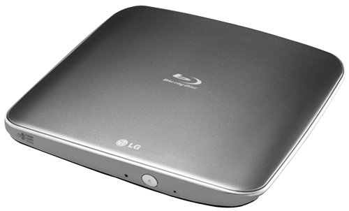 LG BP40NS20.AUAE10B 6x USB 2.0 SuperMulti Blue Slimline External BD-RW