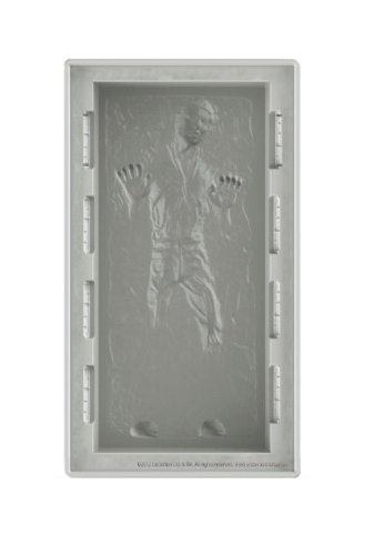 Star Wars - Silicon Icetray [Han Solo in Carbonight DX] - 1