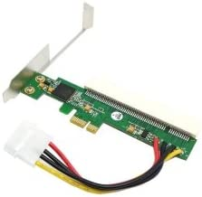 CY PCI-Express PCIE PCI-E X1 X4 X8 X16 To PCI Bus Riser Card Adapter Converter With Bracket for Wind
