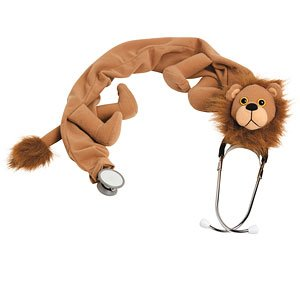 Image of PediaPals Lion Stethoscope Cover, 1 ea (B00AW9BS5U)