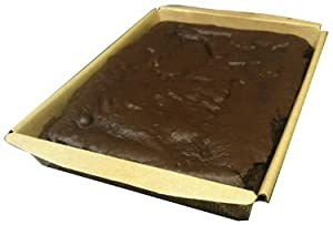 Gluten Free Vegan Fudge Brownie Tray
