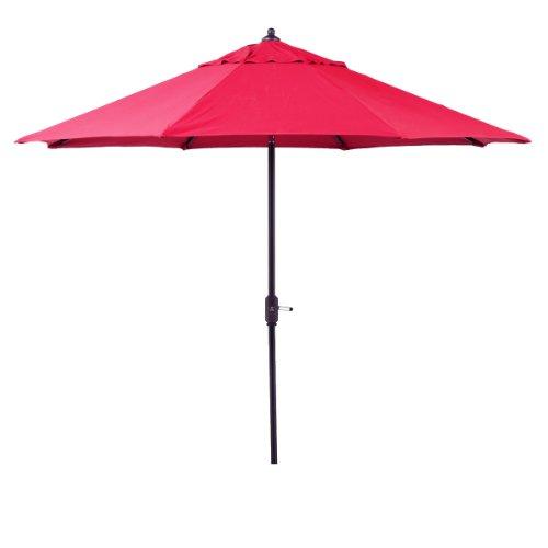 Umbrella Stand Patio Umbrella 9 Sunbrella Auto Tilt