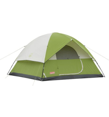 Sundome-6-Person-Tent-Green-and-Navy-color-options