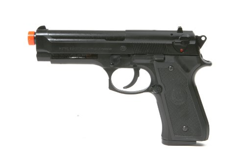 Beretta SoftAir 92 FS Spring Powered Pistol, Black