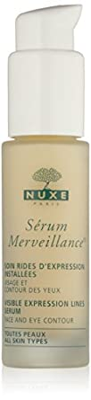 NUXE Serum Merveillance Visible Expression Lines Serum for Unisex, 1 fl. oz.