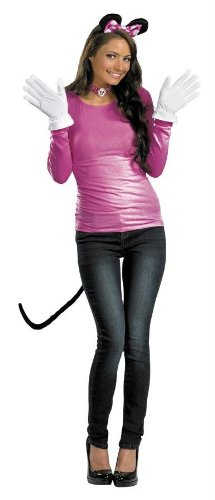 Costumes For All Occasions Dg23431 Minnie Mouse Kit Pink