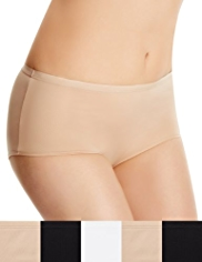 5 Pack No VPL Microfibre Shorts