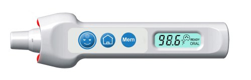 Tecnimed Thermofocus Model Single Box Thermometer