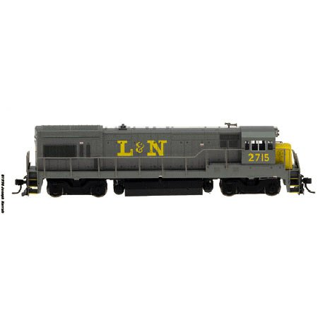 N RTR U23B, L&N #2715 - Buy N RTR U23B, L&N #2715 - Purchase N RTR U23B, L&N #2715 (Atlas Model Railroad, Toys & Games,Categories,Play Vehicles,Trains & Railway Sets)