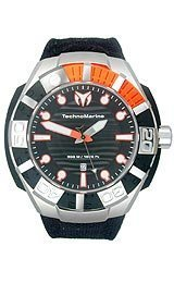 TechnoMarine Cruise BlackReef Black Dial Men's Watch #512001