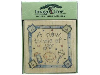 Image Tree Rubber Stamp - New Bundle front-637335
