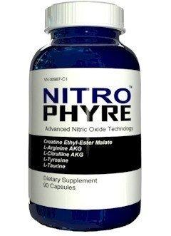 1 Nitrophyre oxyde nitrique Créatine L-arginine