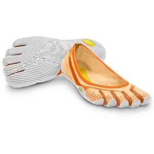 796292e1738509 New Vibram FiveFingers Entrada Orange White 39 Womens Shoes - Diane ...