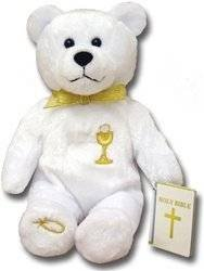 Holy Bear Plush - 1