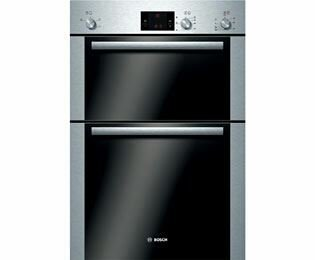 Bosch Classixx HBM13B251B Built In Double Oven - Brushed Steel - z 1502519