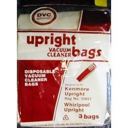 Kenmore Vac Bags front-638757