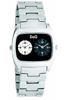 Dolce  &  Gabbana Watch DIG IT DW0138/DW0139, Color: Black, Size: One Size