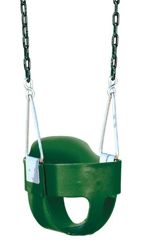 Outdoor baby swings toddler swings for Baby garden swing amazon