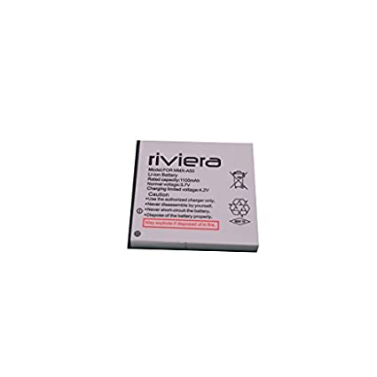 Riviera-1100mAh-Battery-(For-Micromax-A50)