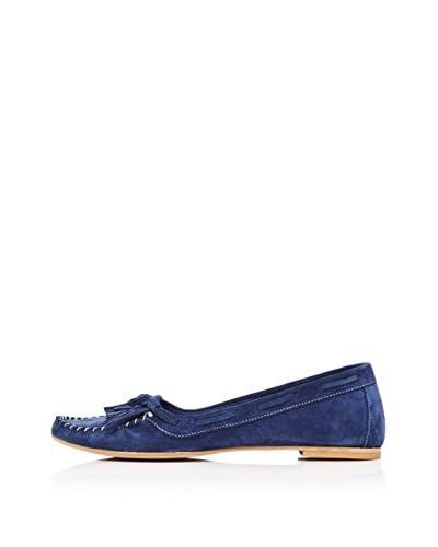 Bueno Shoes Mocasines Lazo
