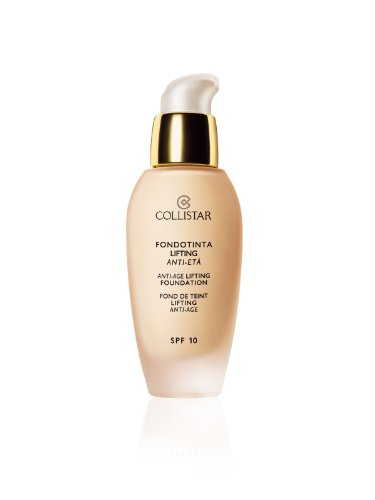 Collistar Fondotinta Lifting Anti-Età Spf 10 02 Beige Sabbia 30ml