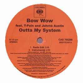 Bow Wow Feat. T-Pain & Johnta Austin / Outta My System