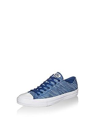 Converse Zapatillas Chuck Taylor All Star Ii Ox (Azul / Blanco)