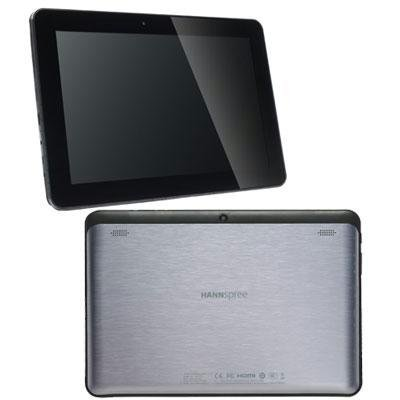 Hannspree 10.1-inch Quad Core Tablet