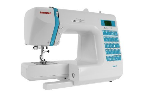 Review Janome Computerized Sewing Machine DC40 She Likes To Sew Gorgeous Highest Rated Sewing Machines 2014