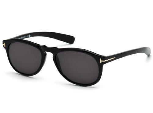 tom-ford-mens-0291-flynn-shiny-black-frame-gradient-smoke-lens-plastic-sunglasses