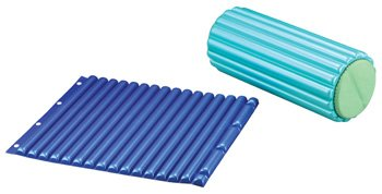 Milliard Foam Roller w/ Ribbed Cover