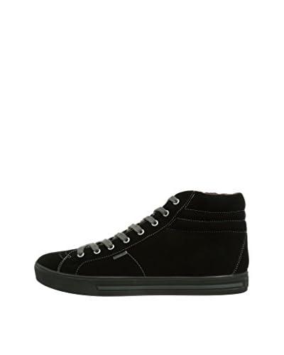 Ricosta Sneaker Alta Janto M [Nero]