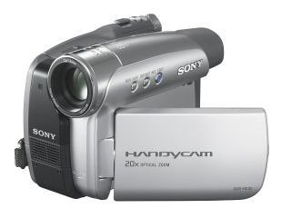 Sony DCR-HC35 Handycam Mini DV camcorder [ Carl Zeiss, 20 x optical, 2.5