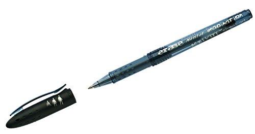 Uni Ball UF-2020200 - Bolígrafo de tinta gel, negro