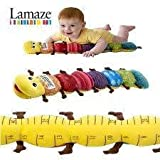 Tomy Lamaze Musical Inchworm Play and Grow soft Toy