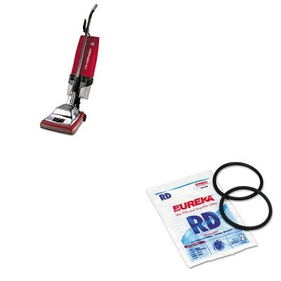 Kiteuk52100C12Euk887 - Value Kit - Electrolux Upright Vacuum With Ez Kleen Dust Cup (Euk887) And Vacuum Cleaner Replacement Belt (Euk52100C12)