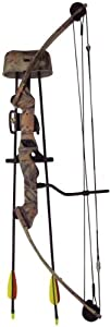 Arrow Precision Caribou Youth Bow Fall Dip Camo by Arrow Precision