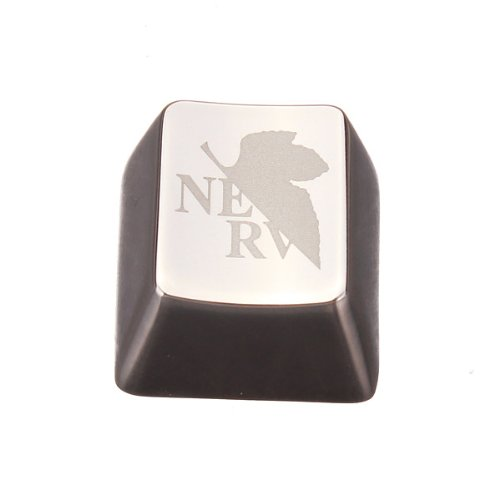 Mkc Metal Zinc Alloy R4 Personality Eva Keycaps For Cherry Mx