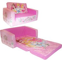 Disney Princess Flip Open Sofa Bed by Disney