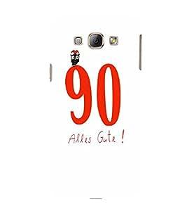 EPICCASE 90 Alles Gute Mobile Back Case Cover For Samsung Galaxy A5 (Designer Case)